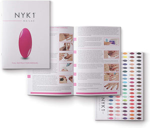 NYK1 Nailac Gift Instruction manuals