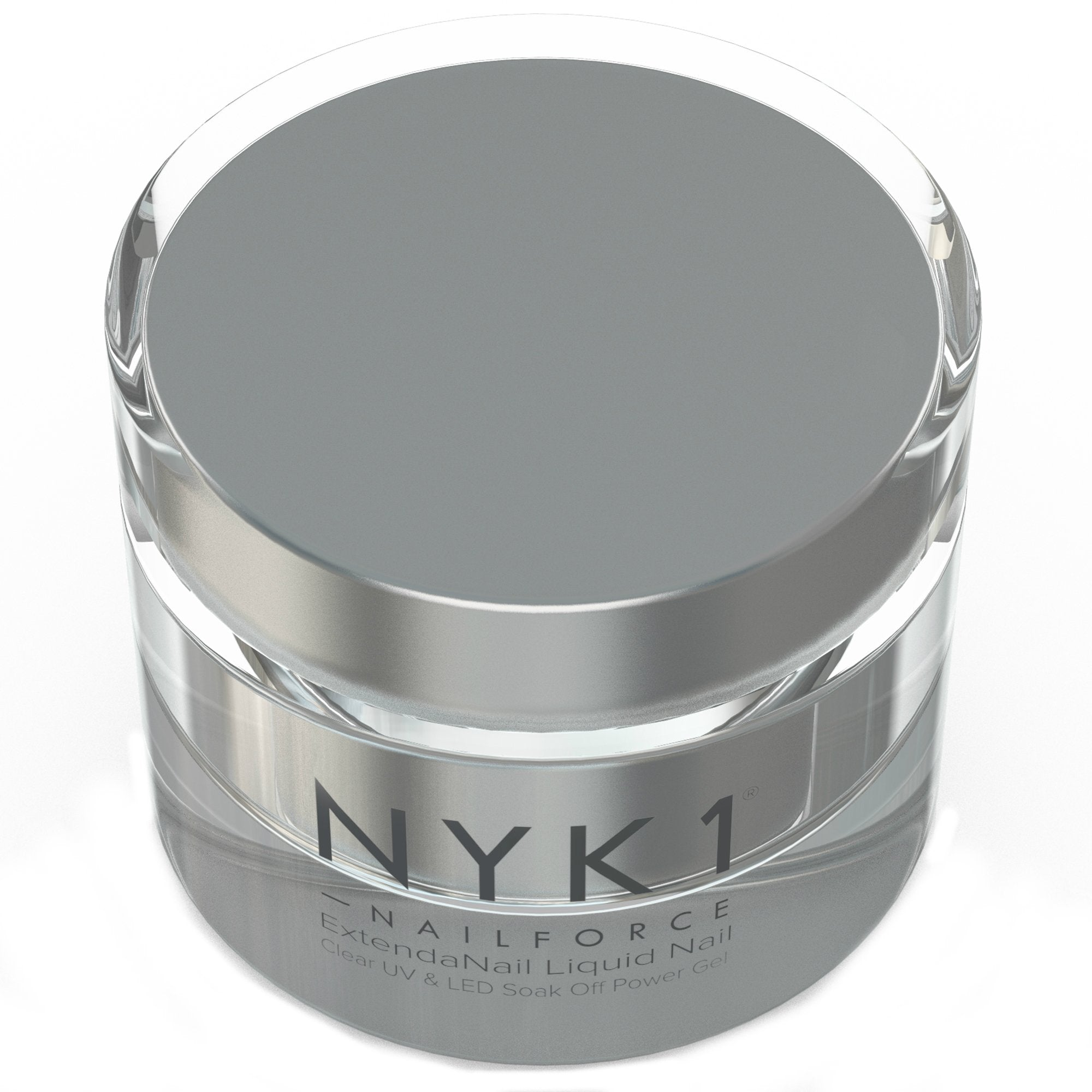NYK1 Clear Nail Builder Gel Poly Fiber gel