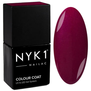 NYK1 Clarette Deep Red Gel Nail Polish