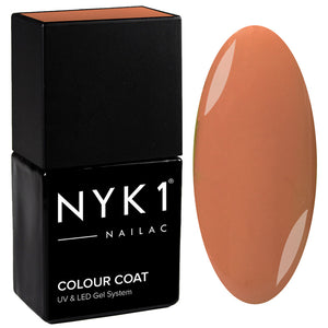 NYK1 Cocoa Beige Neutral Gel Nail Polish