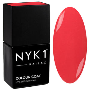 NYK1 Tropical Pink Gel Nail Polish