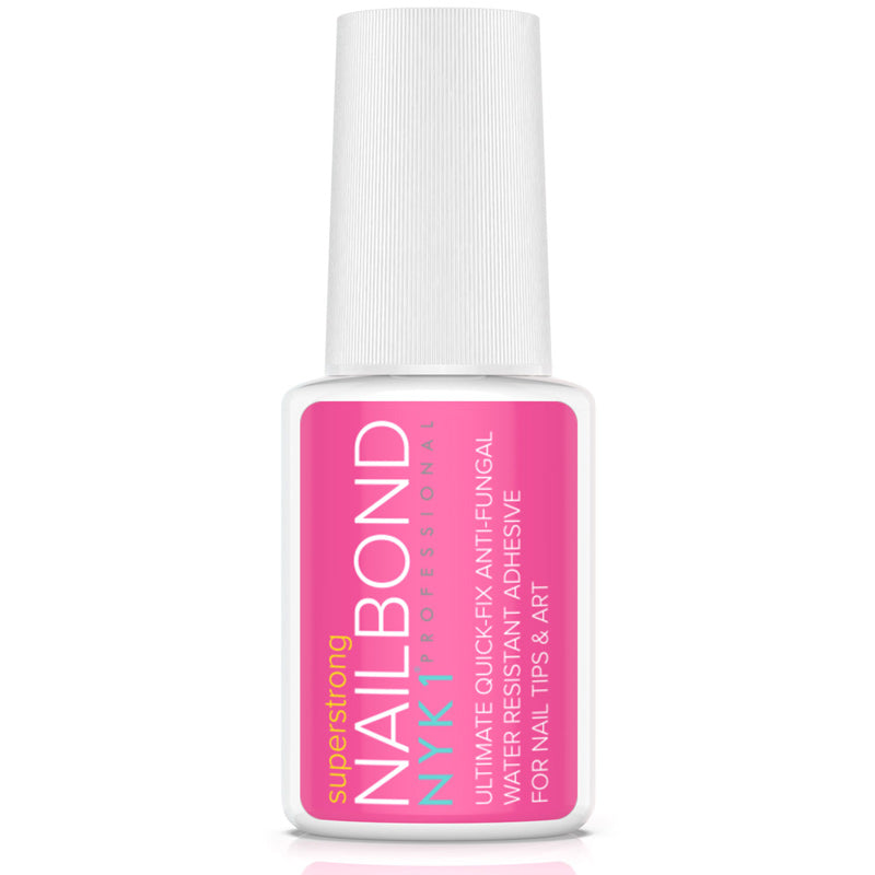 NYK1 Nail Bond Glue Adhesive Nail Fix