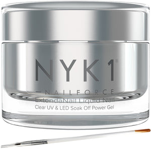 NYK1 Nail Force Poly Nail Builder Gel