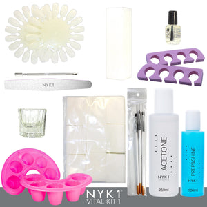 NYK1 Nail Accessory Essentials Kit 1