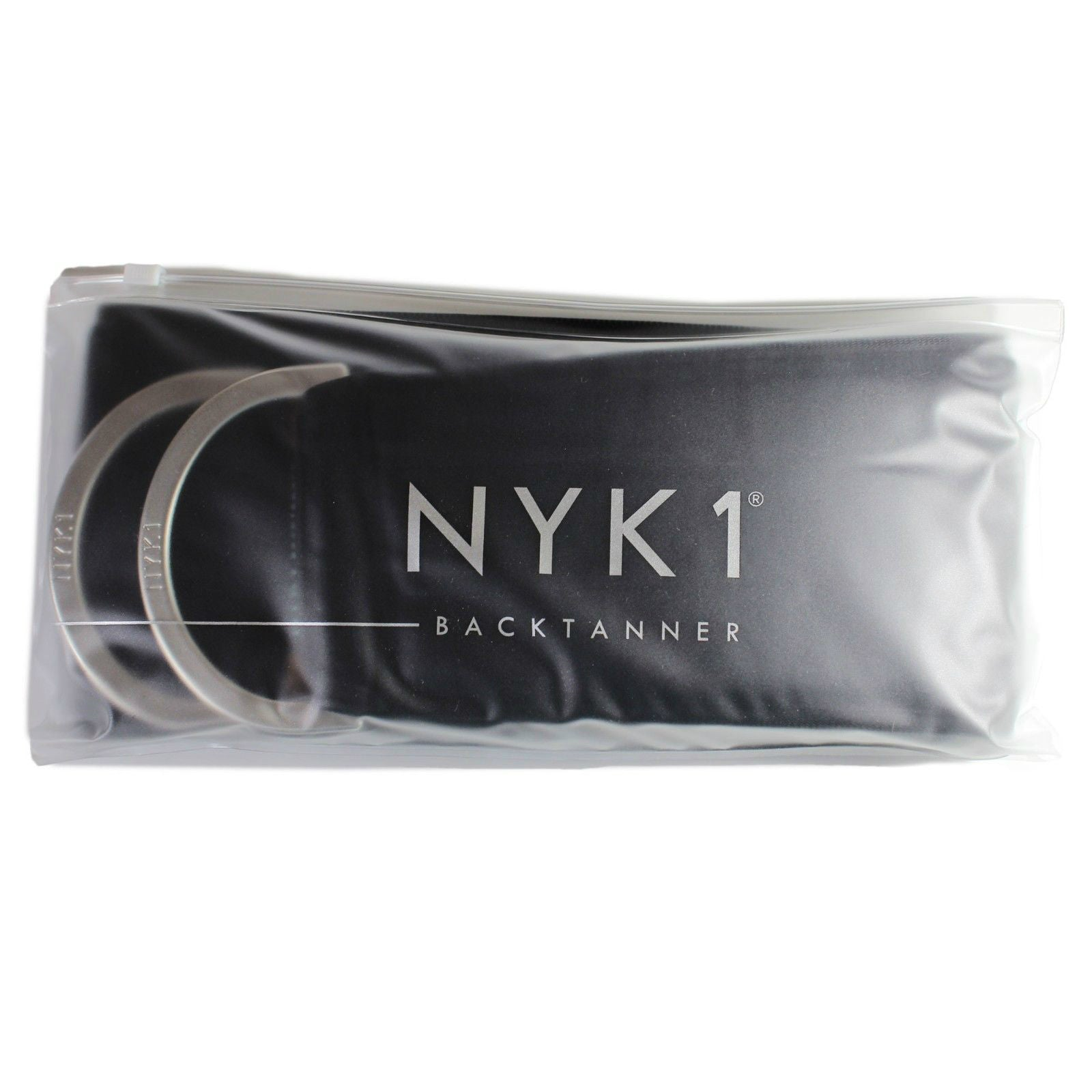 NYK1 Back Tanner for Tan Lotion, Cream, Spray, Mousse Self Body Applicator Glove
