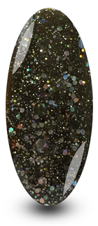Diamond Quartz Gel Nail Polish