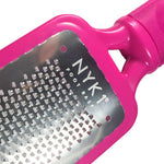 NYK1 MegaFile Foot File Pedicure (Black / Pink) Rasp