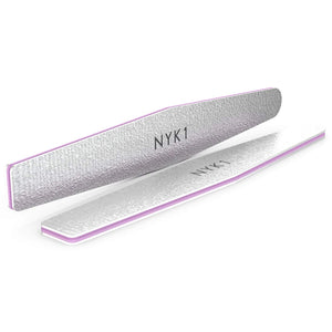 NYK1 Salon Quality Emery Board Nail File
