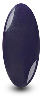 Deep Purple Rock Chic Gel Nail Polish by NYK1