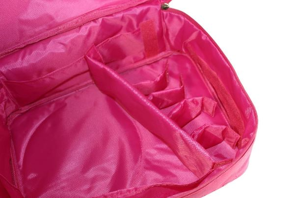 NYK1 Vanity Case Bag Pink for storage of make up