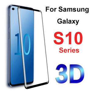 Full Coverage Tempered Glass Screen Protector For Samsung
