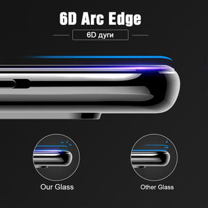 6D Full Coverage Tempered Screen Protector Film for Oneplus 6 6T 5 5T