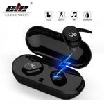 Touch Control Waterproof Bluetooth Wireless Earbuds Music Noise Reduction