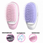 Magic Ion Rechargeable Electric Straightening Brush