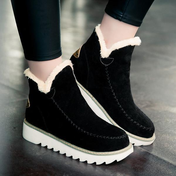 Shoes - New Arrival Snow Ankle Boots