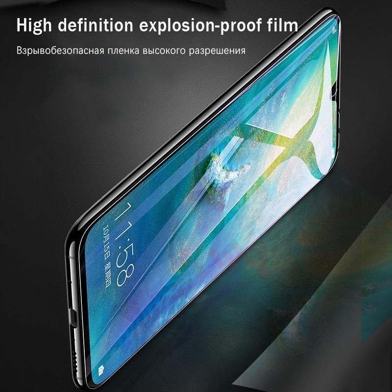 6D Full Curved 5D Tempered Glass For Huawei