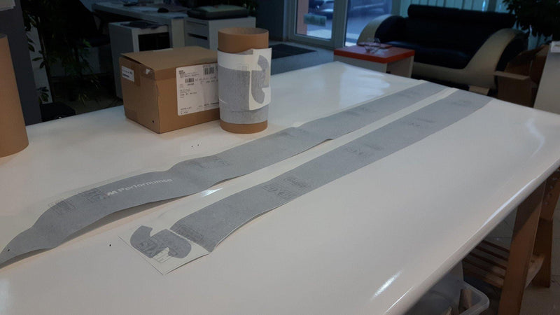 BMW M Performance Side Skirt Set of Stripes for F15 (X5)/ F16 (X6) series Decals - autodesign.shop