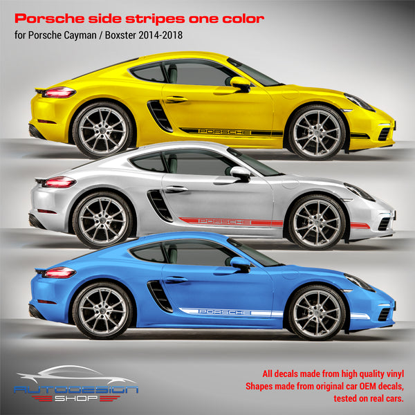 Badges, Decals & Emblems Martini Racing side stripes graphic decal