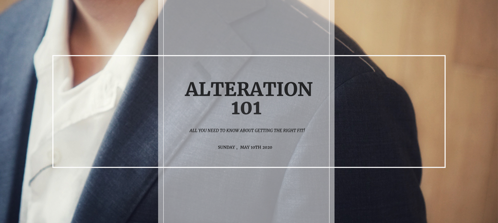 ALTERATION 101 - PANTS