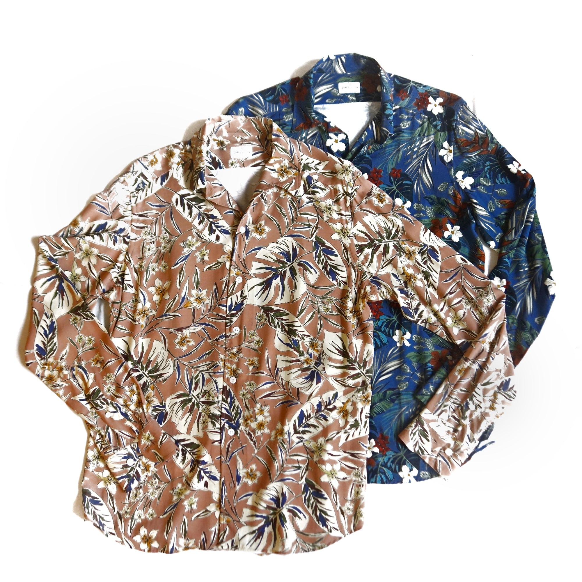 Bagutta ; Johnny Floral Shirt