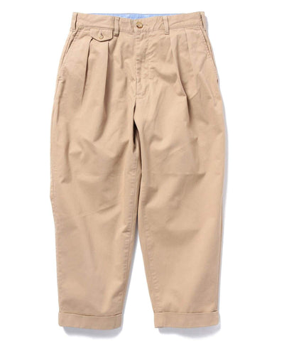 Beams + Two pleated chino
