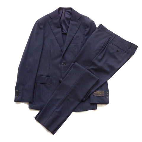 Ring Jacket VBC Navy Suit