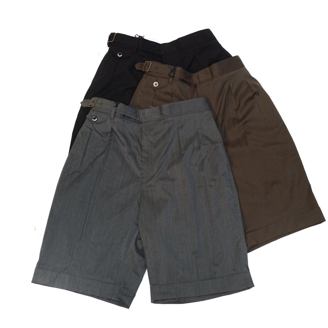 Colony Clothing Gurkha Shorts; CC19-PT05