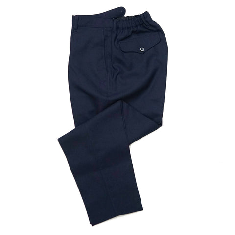 Colony Clothing One Pleat Wool Pants