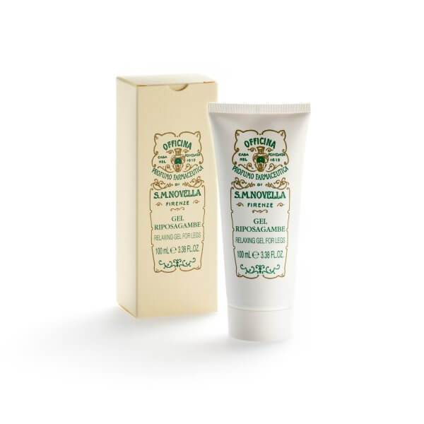 Santa Maria Novella Relaxing Gel for Legs