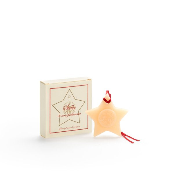 Santa Maria Novella; Scented Wax Decoration - Star