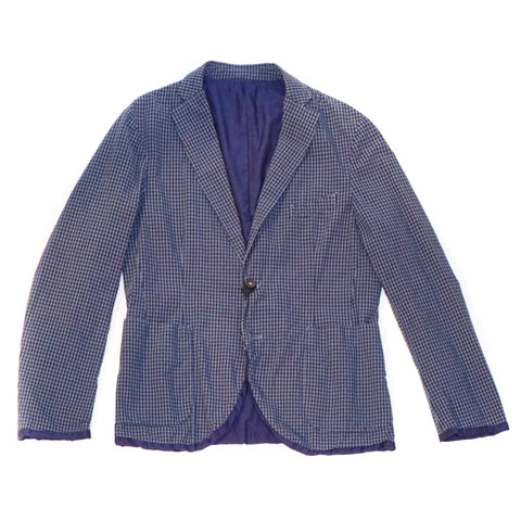 The Gigi Check Jacket ; BOWIE K601