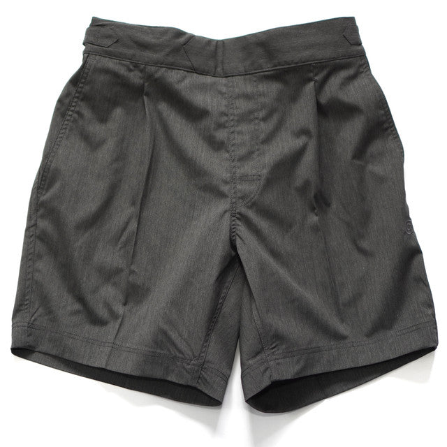 COLONY CLOTHING POOL SIDE SOLID SHORTS; CC20-SW06/SW07