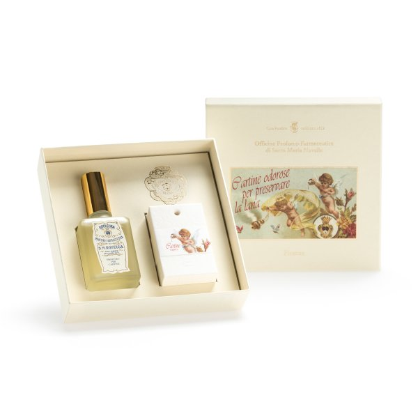 Santa Maria Novella PAPERS FOR PRESERVING WOOLLENS 50 ml ^