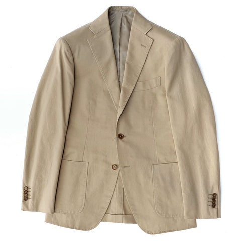 Ring Jacket ; Beige Jacket ; C0J-01F