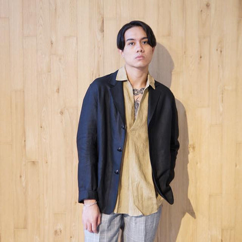 COLONY CLOTHING / PORT CITY JACKET SPENCE BRYSON / CC21-JK02-02