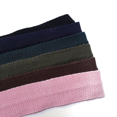 Colony Clothing Knitted Woven Tie