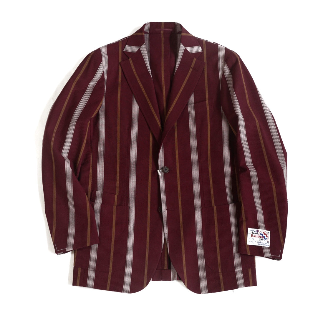 Ring Jacket Red Stripe Jacket