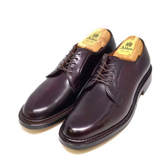 Alden 990 Plain Toe Blucher Shell Cordovan