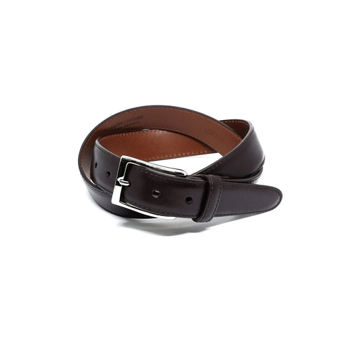 ALDEN MB0112 30mm Burgundy Calf Belt & Buckle