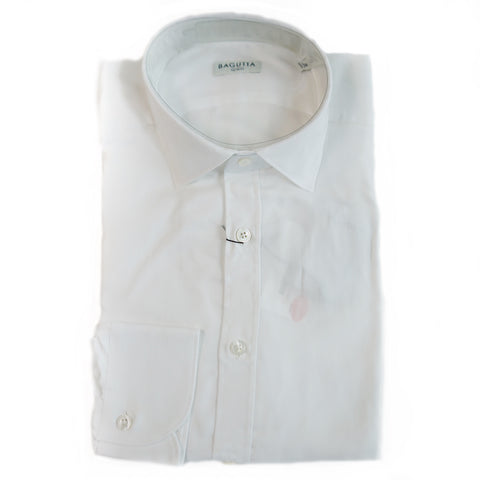 Bagutta / White Bberlinok Dress Shirt