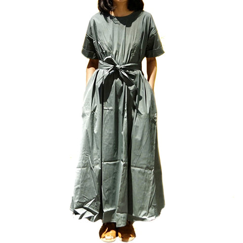 Xacus Green Dress ; 6408