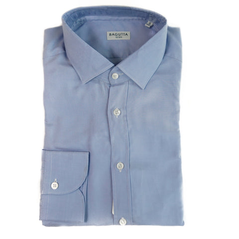 Bagutta Blue berlinok Dress Shirt