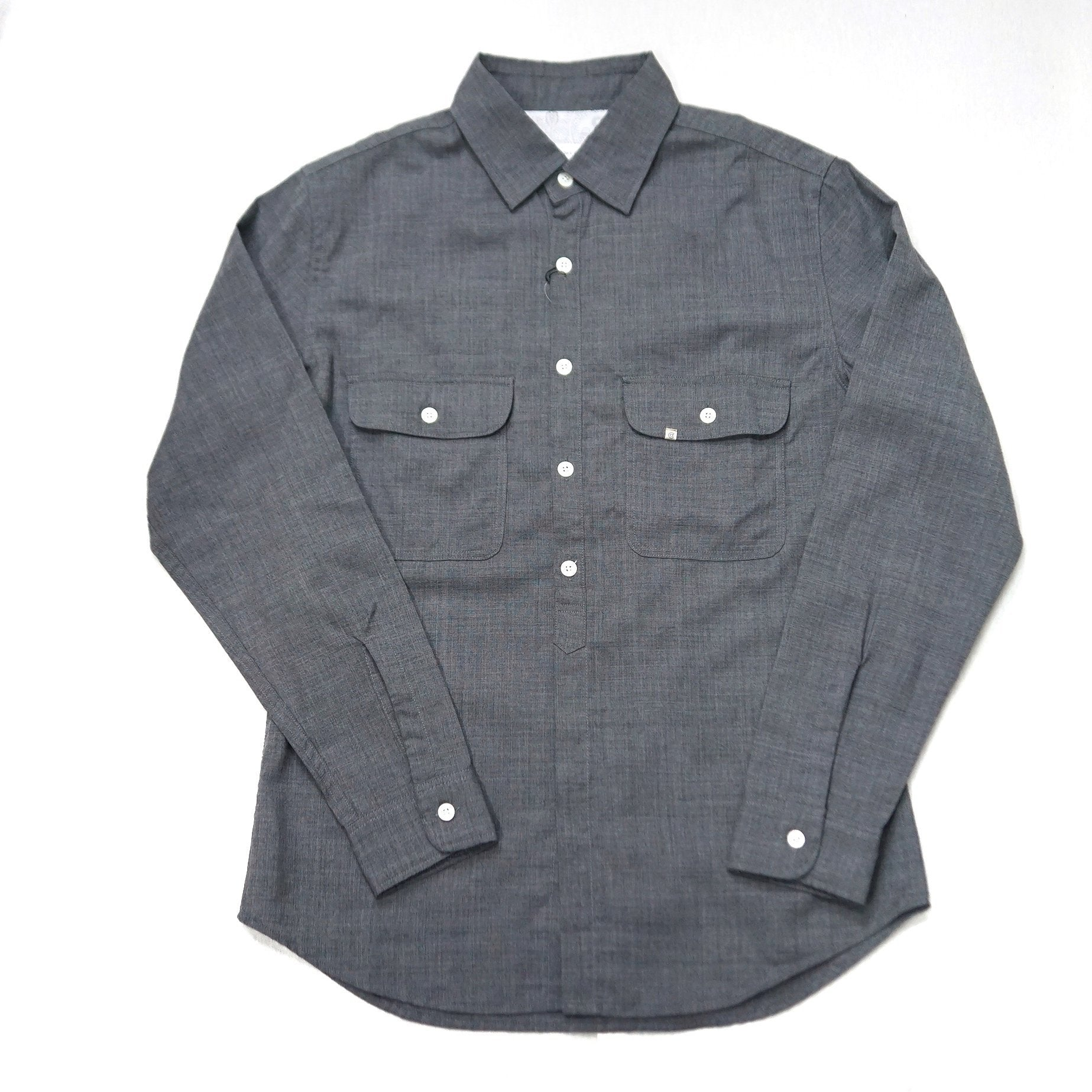 Colony Clothing Wool Work Shirt