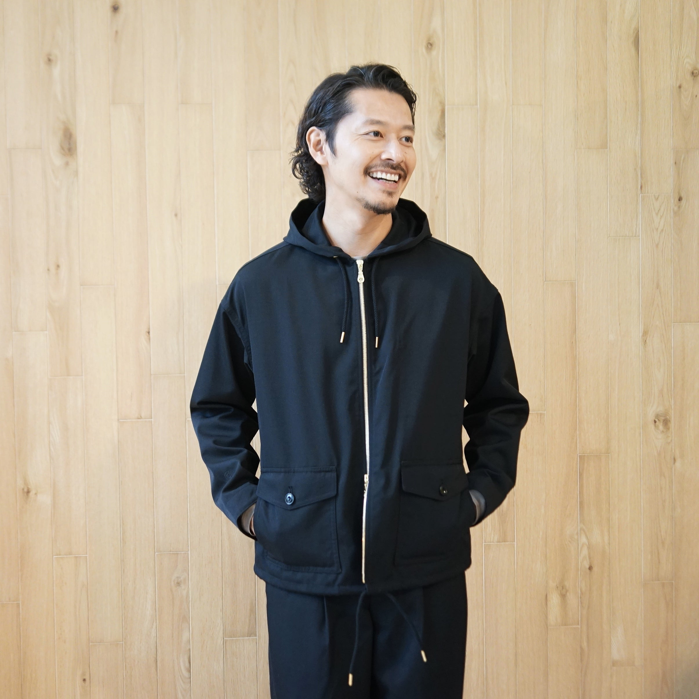 COLONY CLOTHING / PORT CRUISE PARKA / CC20FW-JK03