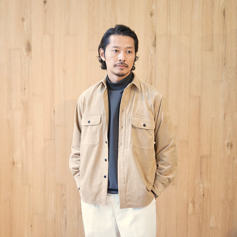 COLONY CLOTHING / EXPEDITION LONG SLEEVE SHIRT / CC20FW-SH03