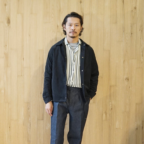 COLONY CLOTHING / ALCANTARA WAYPOINT JACKET / CC20FW-JK01