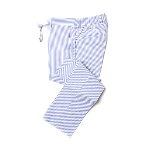 GERMANO / SEERSUCKER TRAVEL PANTS / 232BG28060