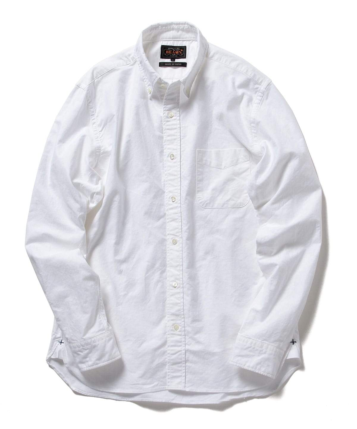 Beams + Basic Oxford Shirts