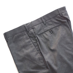 United Arrows Wool Grey Pants