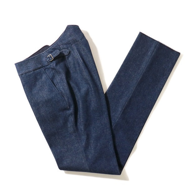 Ring Jacket High Back Denim Trouser RJP-13; RJ070F11X
